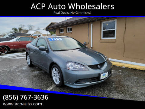 2005 Acura RSX for sale at ACP Auto Wholesalers in Berlin NJ