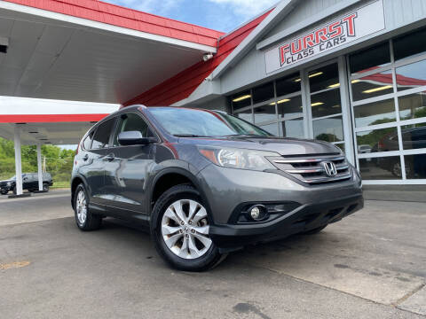 2014 Honda CR-V for sale at Furrst Class Cars LLC  - Independence Blvd. in Charlotte NC