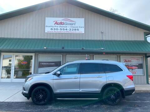 2016 Honda Pilot for sale at AutoSmart in Oswego IL