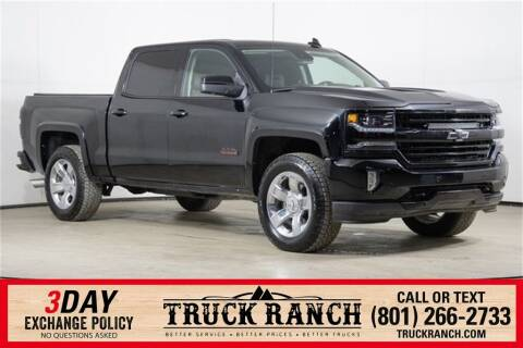 2017 Chevrolet Silverado 1500 for sale at Truck Ranch in Logan UT