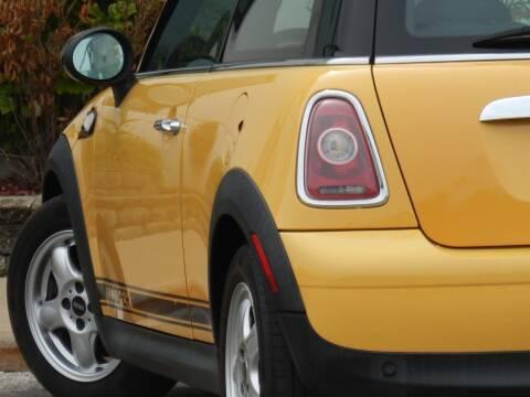 2009 MINI Cooper for sale at Moto Zone Inc in Melrose Park IL