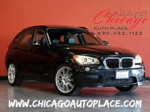2013 BMW X1 for sale at Chicago Auto Place in Bensenville IL