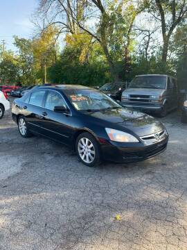 2006 Honda Accord for sale at Big Bills in Milwaukee WI