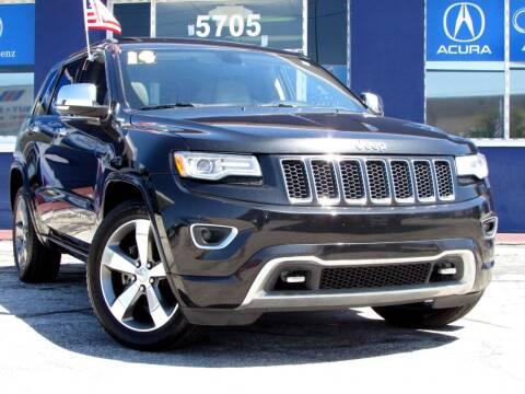 2014 Jeep Grand Cherokee for sale at Orlando Auto Connect in Orlando FL