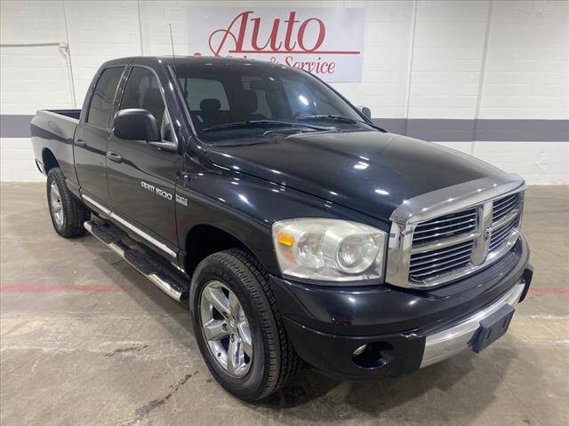 2007 Dodge Ram Pickup 1500 for sale at Auto Sales & Service Wholesale in Indianapolis IN