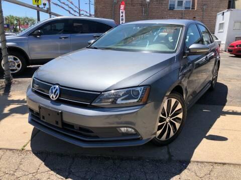 2015 Volkswagen Jetta for sale at Jeff Auto Sales INC in Chicago IL