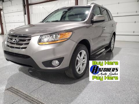 2011 Hyundai Santa Fe for sale at Hatcher's Auto Sales, LLC - Buy Here Pay Here in Campbellsville KY