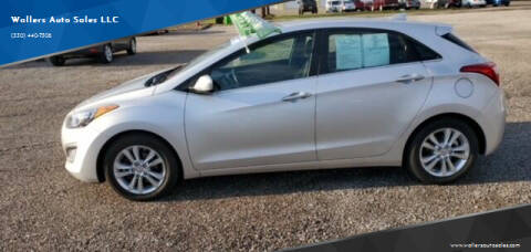 2013 Hyundai Elantra GT for sale at Wallers Auto Sales LLC in Dover OH