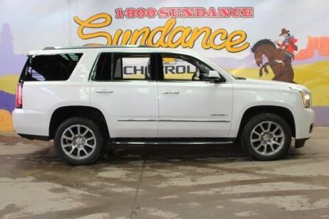 2018 GMC Yukon for sale at Sundance Chevrolet in Grand Ledge MI