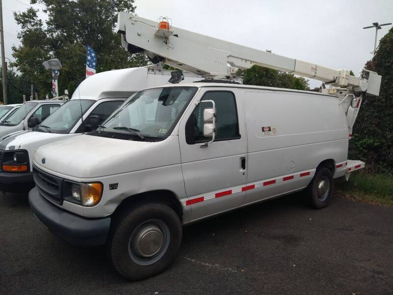 2000 Ford E-350 for sale at P J McCafferty Inc in Langhorne PA