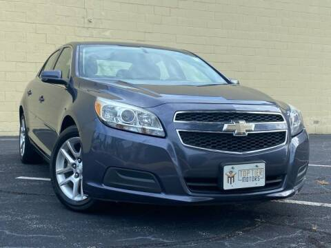2013 Chevrolet Malibu for sale at Top Tier Motors  LLC in Colonial Heights VA