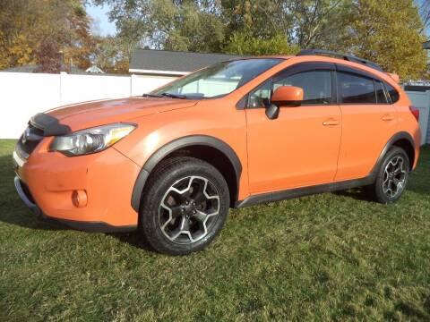 2014 Subaru XV Crosstrek for sale at Niewiek Auto Sales in Grand Rapids MI
