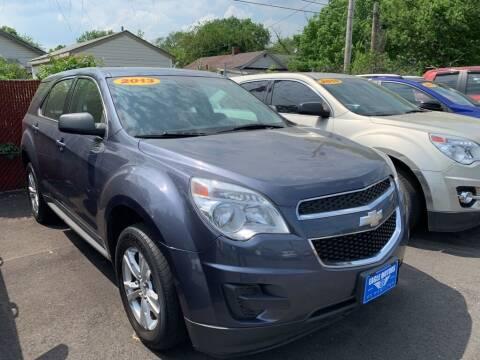 2013 Chevrolet Equinox for sale at Eagle Motors in Hamilton OH