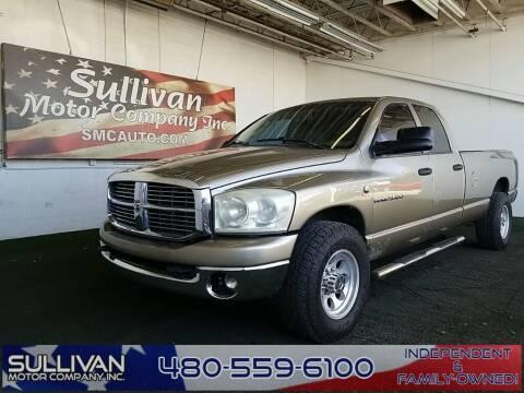 2006 Dodge Ram Pickup 3500 for sale at TrucksForWork.net in Mesa AZ