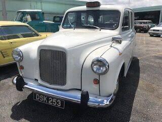 1967 Austin FX4