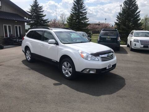 2012 Subaru Outback for sale at Crown Motor Inc in Grand Forks ND