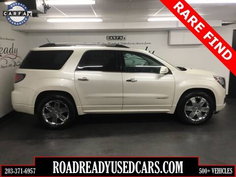 2014 GMC Acadia for sale at Road Ready Used Cars in Ansonia CT