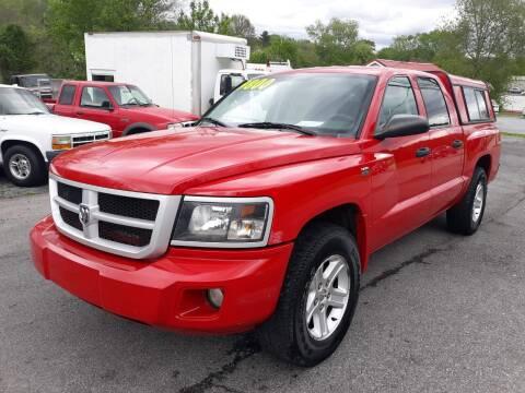 2011 RAM Dakota for sale at Rocket Center Auto Sales in Mount Carmel TN