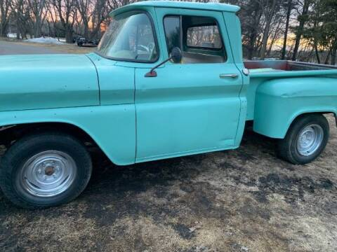 1962 Chevrolet C/K 20 Series for sale at Classic Car Deals in Cadillac MI