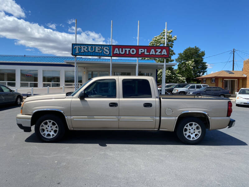 2006 Chevrolet Silverado 1500 for sale at True's Auto Plaza in Union Gap WA