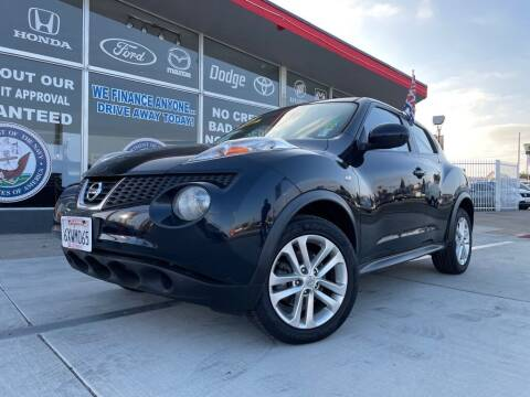 2013 Nissan JUKE for sale at VR Automobiles in National City CA