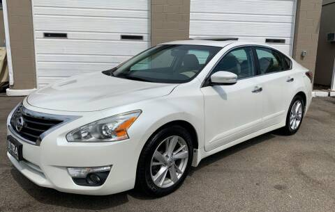 2015 Nissan Altima for sale at Ultra Auto Center in North Attleboro MA