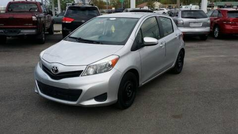 2013 Toyota Yaris for sale at Nonstop Motors in Indianapolis IN