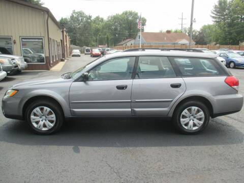 2008 Subaru Outback for sale at Home Street Auto Sales in Mishawaka IN
