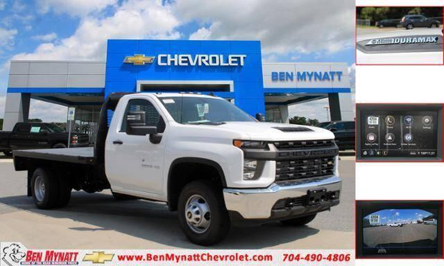 2021 Chevrolet Silverado 3500HD CC for sale in Concord, NC