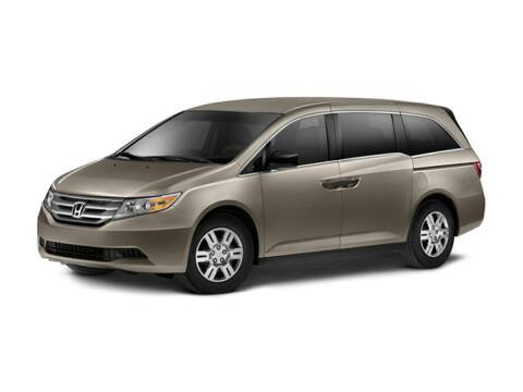 2012 Honda Odyssey for sale at Sam Leman Toyota Bloomington in Bloomington IL