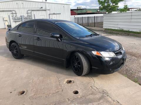 2008 Honda Civic for sale at Bad Credit Call Fadi in Dallas TX