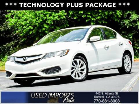 2016 Acura ILX for sale at Used Imports Auto in Roswell GA