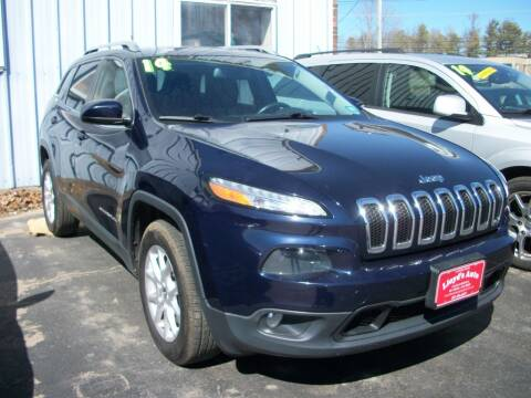 2014 Jeep Cherokee for sale at Lloyds Auto Sales & SVC in Sanford ME