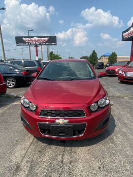 2015 Chevrolet Sonic for sale at Washington Auto Group in Waukegan IL