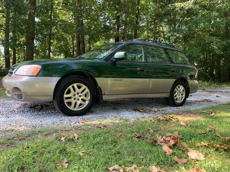 2001 Subaru Outback for sale at Madden Motors LLC in Iva SC