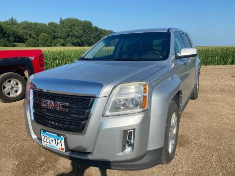 2010 GMC Terrain for sale at RDJ Auto Sales in Kerkhoven MN