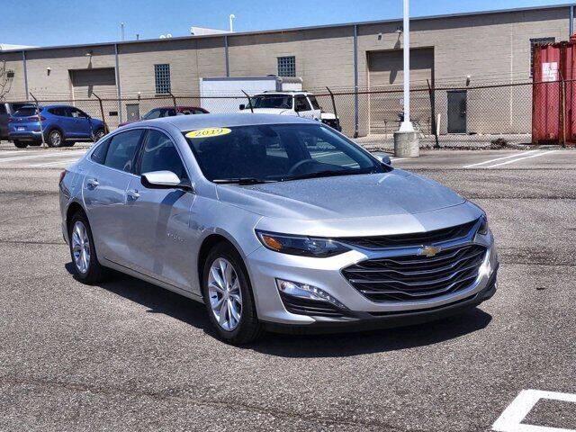 2019 Chevrolet Malibu for sale in Livonia, MI