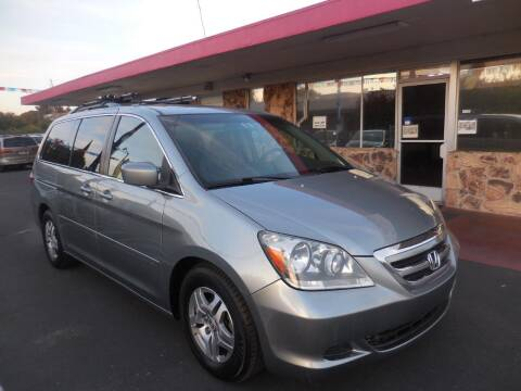 2006 Honda Odyssey for sale at Auto 4 Less in Fremont CA