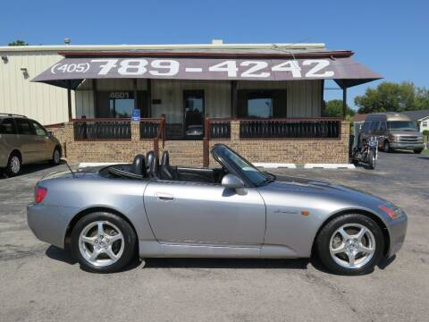 2000 Honda S2000 for sale at United Auto Sales in Oklahoma City OK