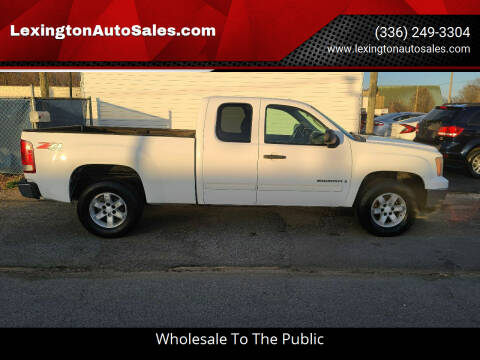 2008 GMC Sierra 1500 for sale at LexingtonAutoSales.com in Lexington NC