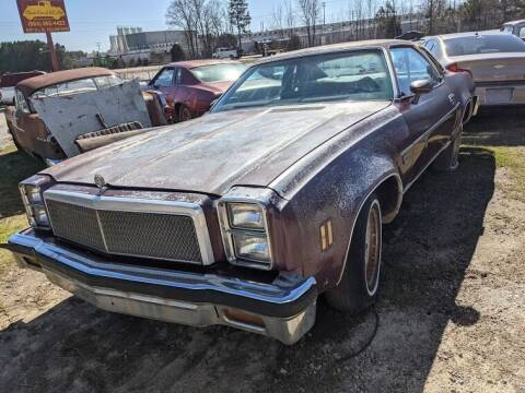 1976 Chevrolet Chevelle Malibu for sale at Classic Cars of South Carolina in Gray Court SC
