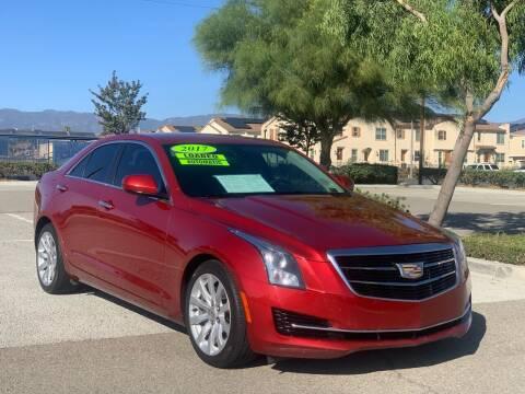 2017 Cadillac ATS for sale at Esquivel Auto Depot in Rialto CA