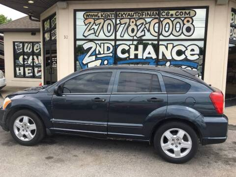 2008 Dodge Caliber for sale at Kentucky Auto Sales & Finance in Bowling Green KY