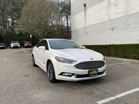 2017 Ford Fusion Energi for sale at Select Auto in Smithtown NY