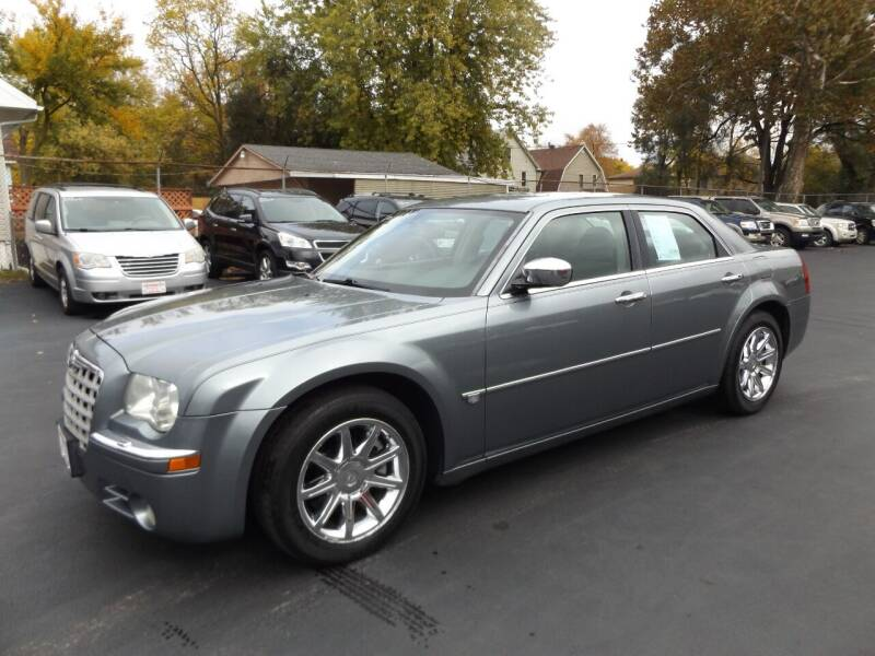 2006 Chrysler 300 for sale at Goodman Auto Sales in Lima OH