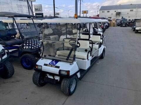 1999 Club Car ADA Wheel Chair Transporter for sale at METRO GOLF CARS INC in Fort Worth TX