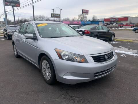 2009 Honda Accord for sale at Best Choice Auto Sales in Lexington KY