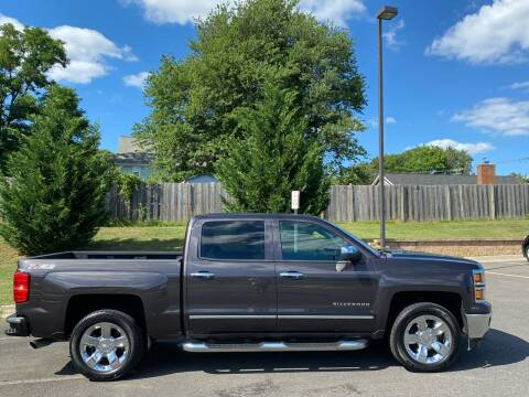 2014 Chevrolet Silverado 1500 for sale at Superior Wholesalers Inc. in Fredericksburg VA