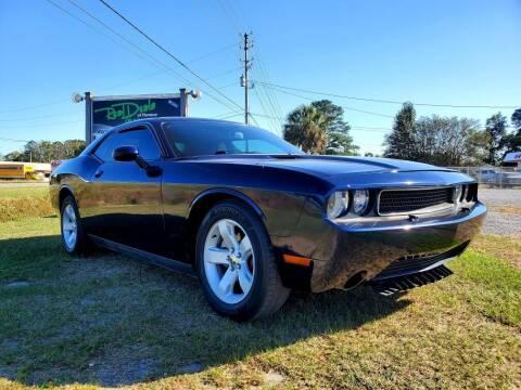 2014 Dodge Challenger for sale at Real Deals of Florence, LLC in Effingham SC