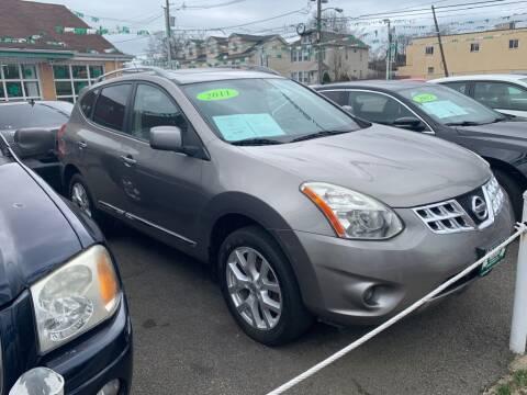 2011 Nissan Rogue for sale at Park Avenue Auto Lot Inc in Linden NJ